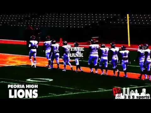 [ 309sports ] Peoria High Lions Football 2016-2017
