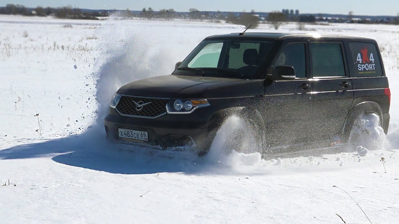 Кто в снегу всех сильнее? Land Cruiser 200,  Патриот, Хантер, Amarok, Hover, Нивы. Бездорожье 2018