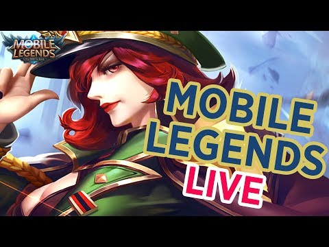 Cie PG PC Baru - Mobile Legends Indonesia Live