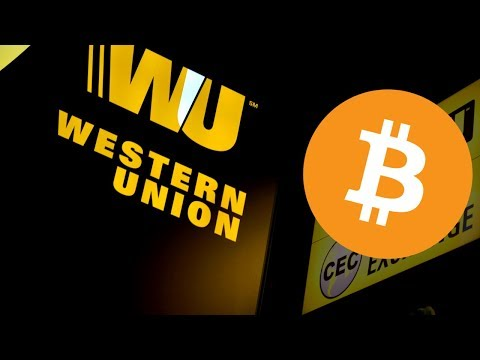Western Union Testing Crypto? Legacy Getting On-Board or Left Behind