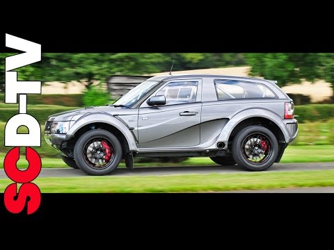 RIDE: Bowler EXR-S - accelerations and flybys on & off road