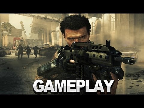 Call of Duty Black Ops 2 Live Gameplay Demo - Microsoft E3 2012 Press Conference