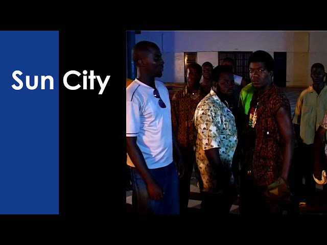 RETRO DAYS - Sun City - JCR Elections 3 | TV SERIES GHANA