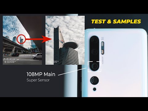 Xiaomi Mi Note 10 | Most In-Depth 108MP Camera Review! (Test & Samples)