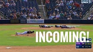 MLB KILLER BEES STORM FIELD  ᴴᴰ