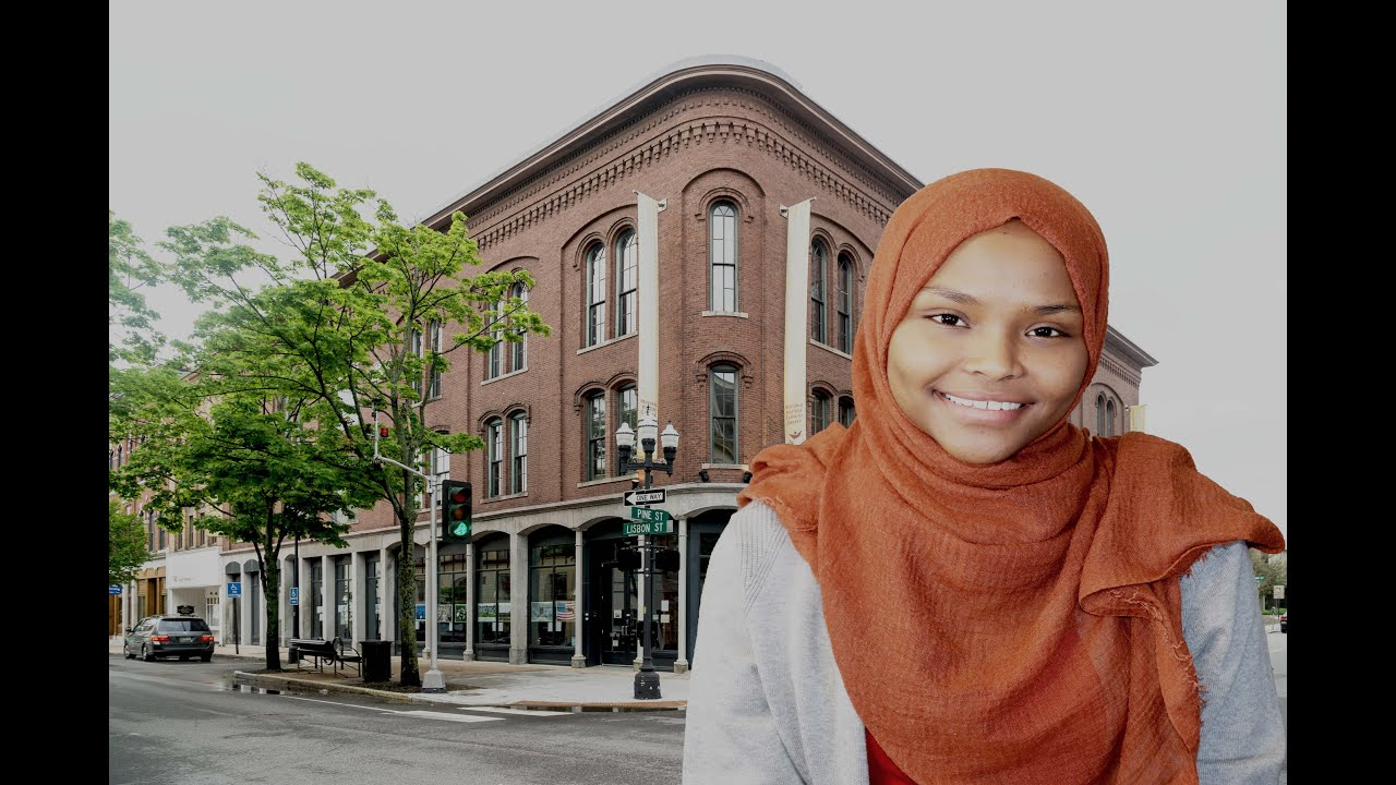 Safiya Khalid - city buildings closed but you can do EVERYTHING ONLINE!