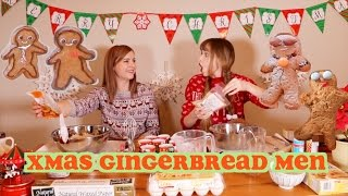 Baking Naughty & Nice Gingerbread