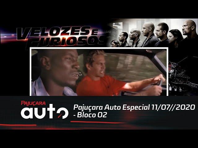 Pajuçara Auto Especial 11/07/2020 - Bloco 02