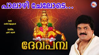 പാലാഴിചേലോടെ| Palazhi Chelode Paayum Pambe Song | Deva Pamba | MG Sreekumar Ayyappa Devotional Songs