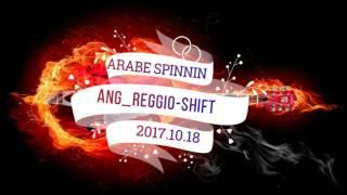 ANG REGGIO Shift Arabe