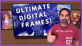 Dynaframe 2 - Ultimate Raspberry Pi Photo AND Video Frame (Updated!) screenshot 5