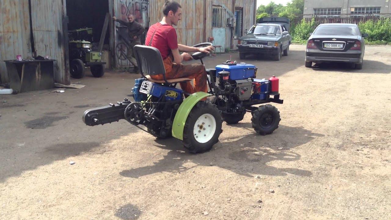 міні трактори ціна фото