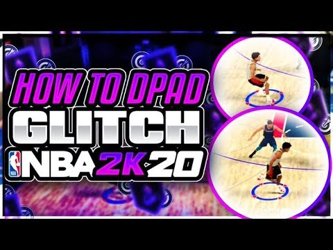 How To DPad GLITCH In NBA 2K20 TUTORIAL! How To AA Offball CHEESE NBA 2K20!