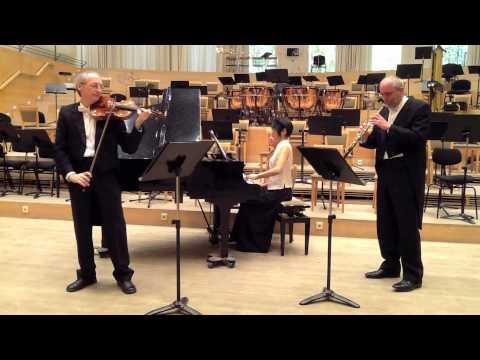 Good old fashioned lover boy (Freddie Mercury, QUEEN) - Violín, oboe y piano