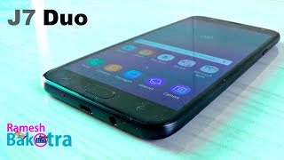 Samsung Galaxy J7 Duo Unboxing and Full Review