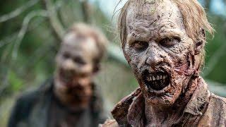 Терентий и Семка обсуждают Walking Dead (сериал, комикс)
