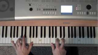 "Easy-to-Play Piano ""Give Me Faith"" - Matt McCoy"