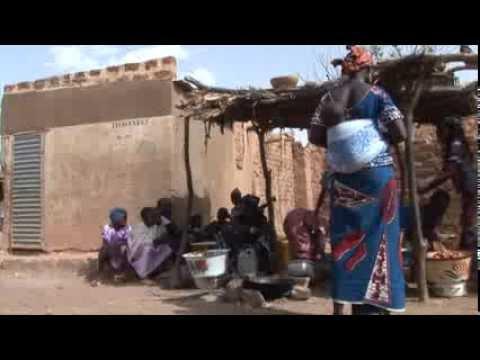 Burkina Faso - Dać nadzieję