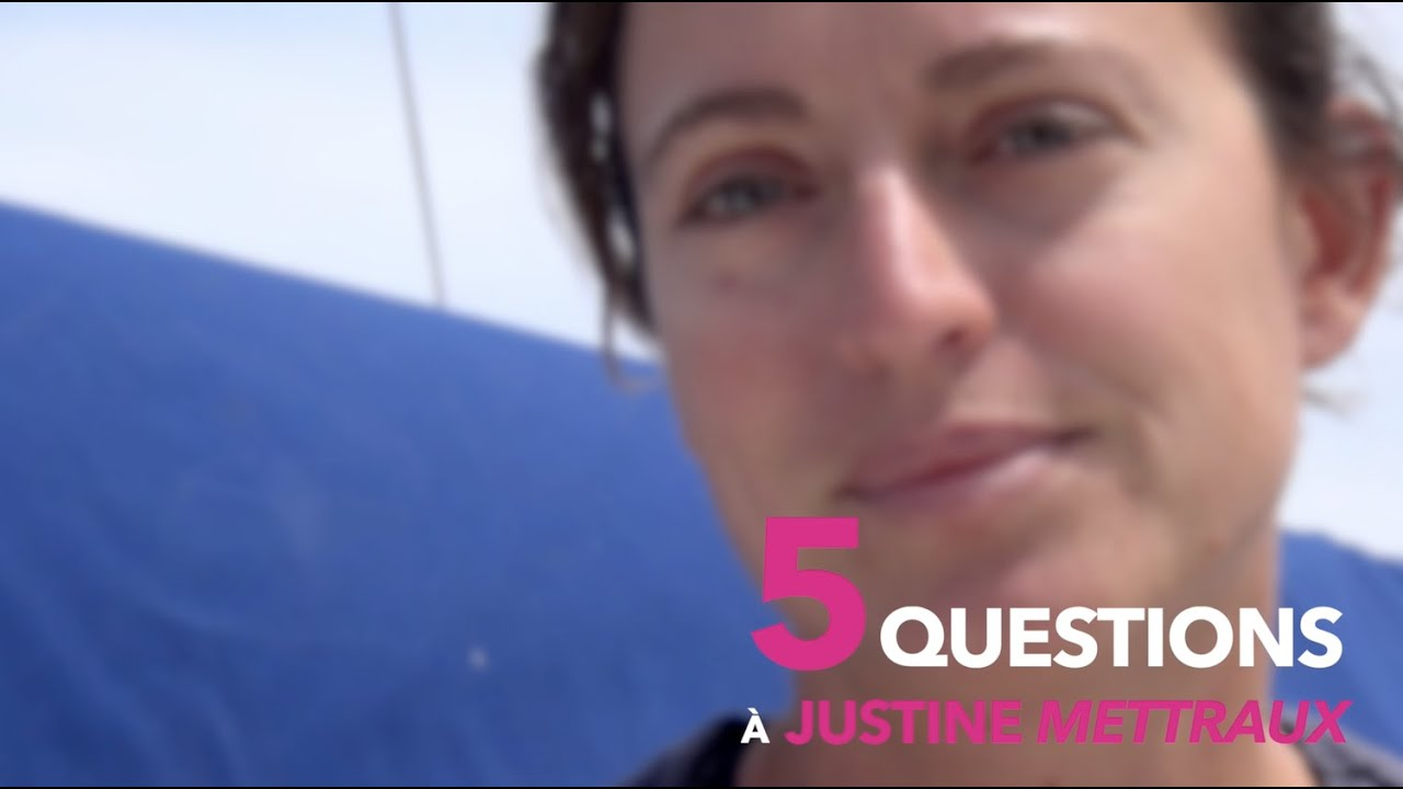 5 Questions à Justine Mettraux
