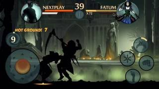 Shadow Fight 2 - Fatum Defeated (damage 4000+)