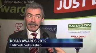 British Kebab Awards 2015, Halil Veli, Veli's Kebab