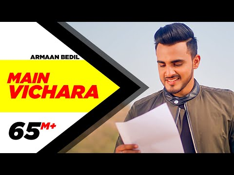 Armaan Bedil Main Vichara Official Video  New Song 2018  Speed Records