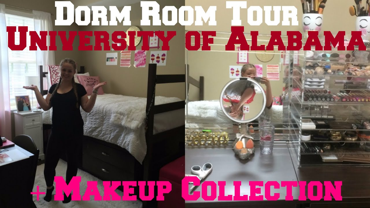 University Of Alabama Dorm Room Tour Presidential 2