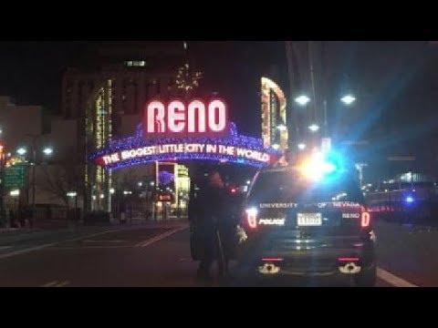 Nevada shooting  Gunman reported in downtown Reno HD #2017