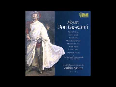 Don Giovanni, K. 527: Act I, S... is listed (or ranked) 43 on the list The Best Opera Songs