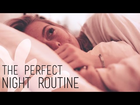 The Perfect Night Routine ☾ chanelegance