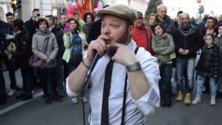 Torino rapper di strada, Alp King