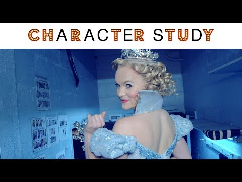 Character Study: WICKED's Amanda Jane Cooper gets Glindafied