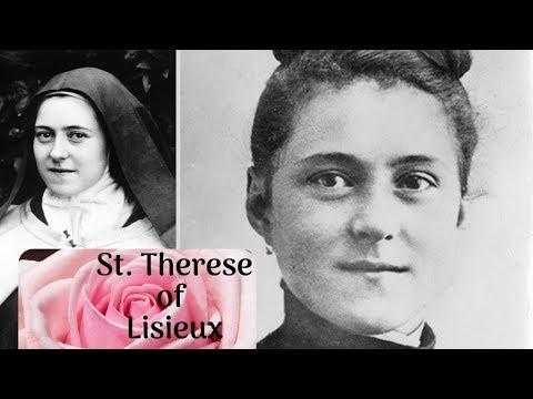St.Therese of Lisieux