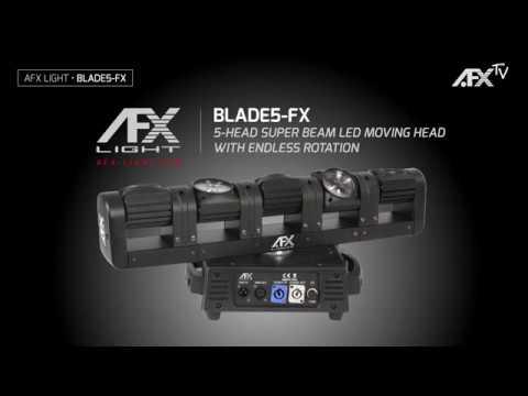 Blade5 Fx Afx Light