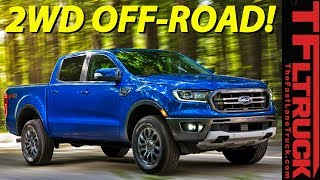 Ford's Ranger FX2 Package is an Affordable Way to Get Off-Road Gear!