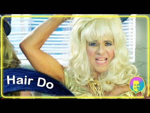 Hair Do (Official Music Video) - Richard Simmons