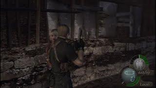 Resident Evil 4 gameplay 5 parte 2