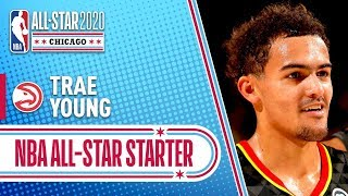 Trae Young 2020 All-Star Starter | 2019-20 NBA Season