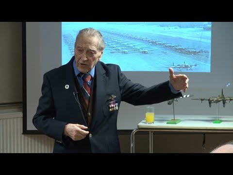 WW2 glider pilot Ken Plowman: Operation Varsity 1945
