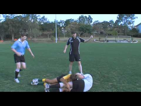 Rugby Union Tackle Laws - ARU SmartRugby
