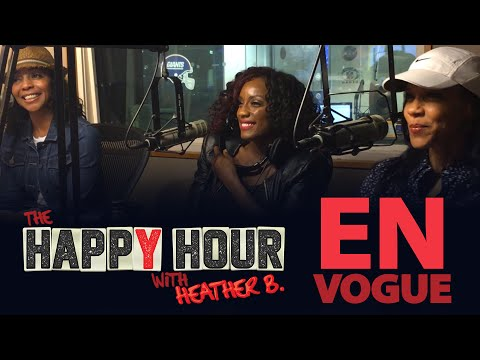 En Vogue on The Happy Hour with Heather B.
