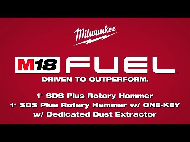 Milwaukee® M18™ FUEL SDS 1