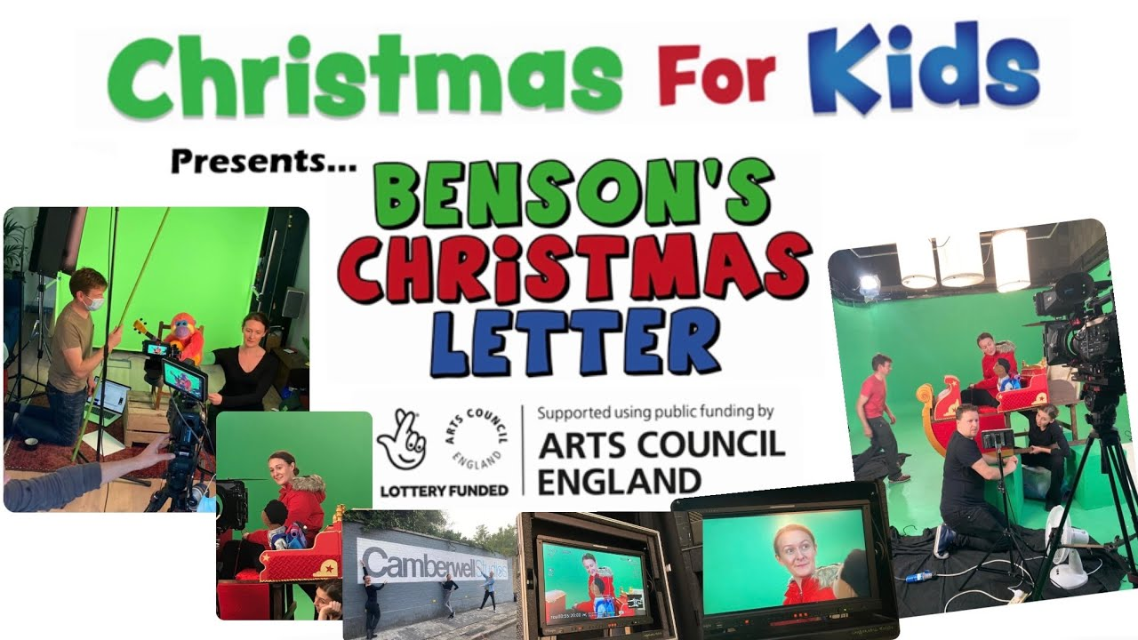 An Interview with Loaded Productions - Production Company for Benson's Christmas letter