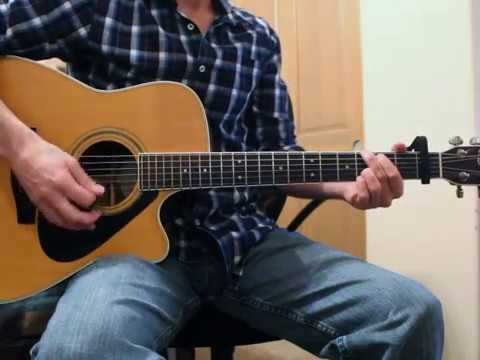 Broken Halos - Chris Stapleton - Guitar Lesson