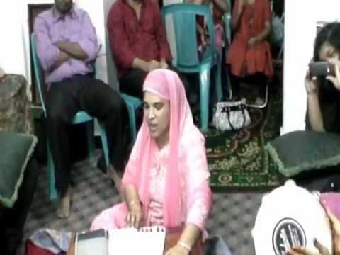 Syeda Shaukat Ara Rumi- PahaRi Phool ami, Mourani