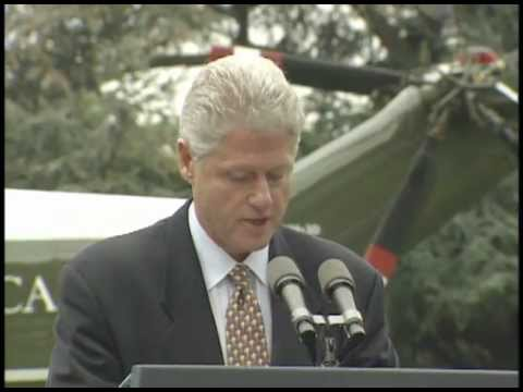 President Clinton's Remarks on the Wye River Middle East Peace Talks