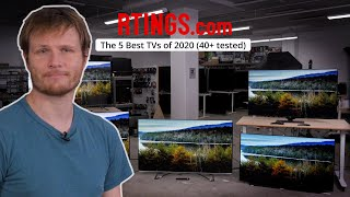 The 5 Best TVs Of 2020 (40+ tested)