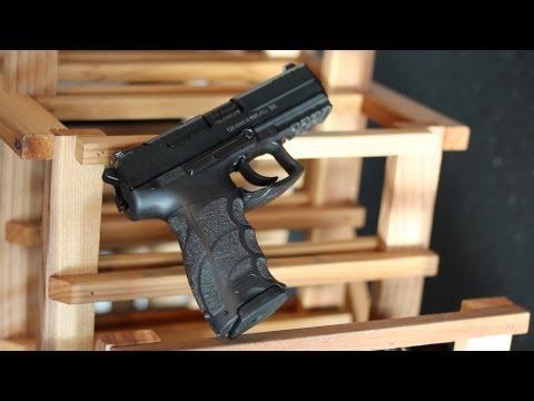 HK P30 9mm Review