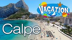 Calpe Alicante Spain is really amazing.