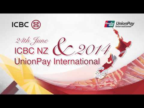 Dual Currency Unionpay Credit & Debit Card  New Zealand Launch Ceremony